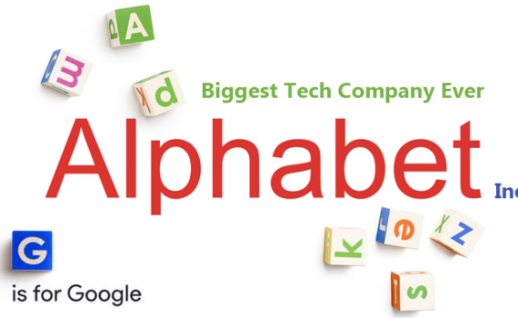 Alphabet Inc, Google