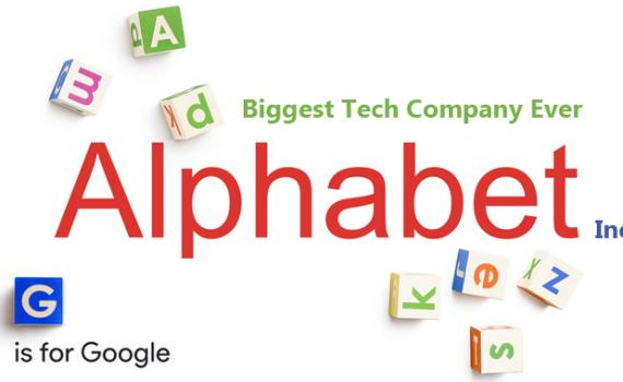 Alphabet Inc, Google